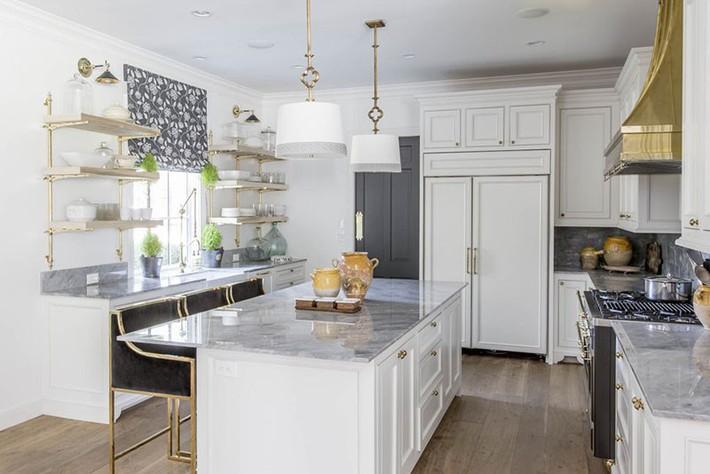 Tuyệt vời làm sao khi bạn có thể trang trí căn bếp gia đình từ chính những đồ dùng, dụng cụ nhà bếp - Ảnh 15.