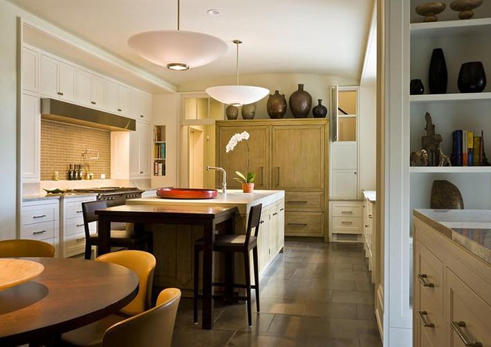 Tuyệt vời làm sao khi bạn có thể trang trí căn bếp gia đình từ chính những đồ dùng, dụng cụ nhà bếp - Ảnh 6.