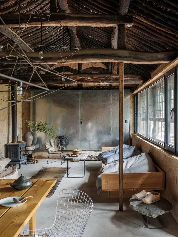 Mất 6 năm công sức, đôi vợ chồng trung niên đã cải tạo thành công căn nhà cấp 4 cũ kỹ thành không gian sống thân thiện yên bình - Ảnh 4.