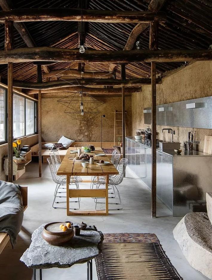 Mất 6 năm công sức, đôi vợ chồng trung niên đã cải tạo thành công căn nhà cấp 4 cũ kỹ thành không gian sống thân thiện yên bình - Ảnh 10.
