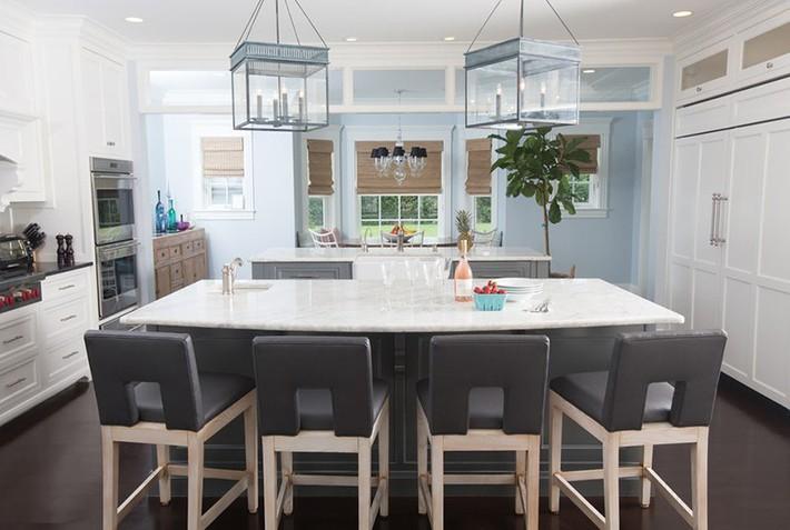 Muôn hình vạn dạng đèn lồng khung sắt để bạn lựa chọn cho không gian sống gia đình - Ảnh 3.