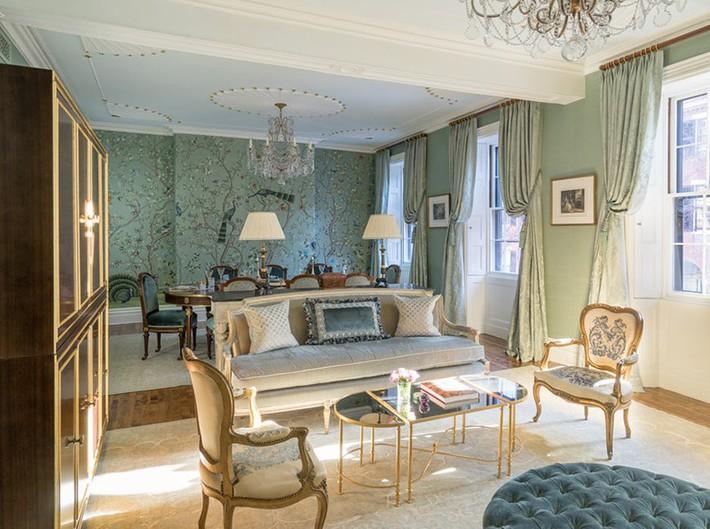 Chẳng thể ngờ những bộ khung kim loại lại mang đến vẻ đẹp sang trọng đến vậy cho nội thất gia đình - Ảnh 1.