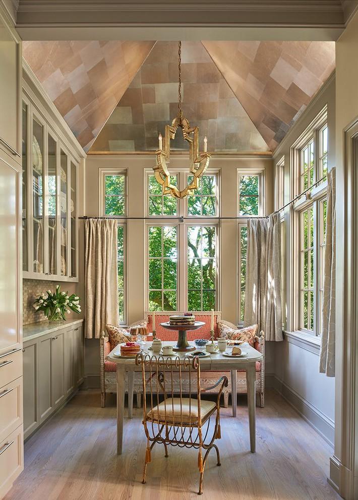 Chẳng thể ngờ những bộ khung kim loại lại mang đến vẻ đẹp sang trọng đến vậy cho nội thất gia đình - Ảnh 11.