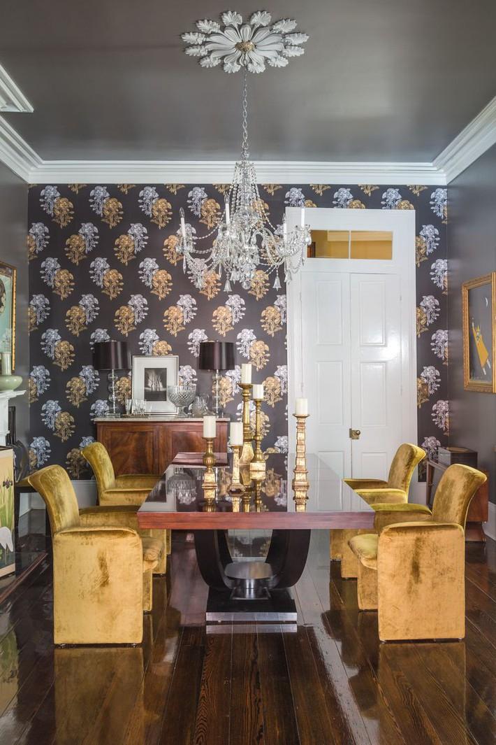 Chẳng thể ngờ những bộ khung kim loại lại mang đến vẻ đẹp sang trọng đến vậy cho nội thất gia đình - Ảnh 12.