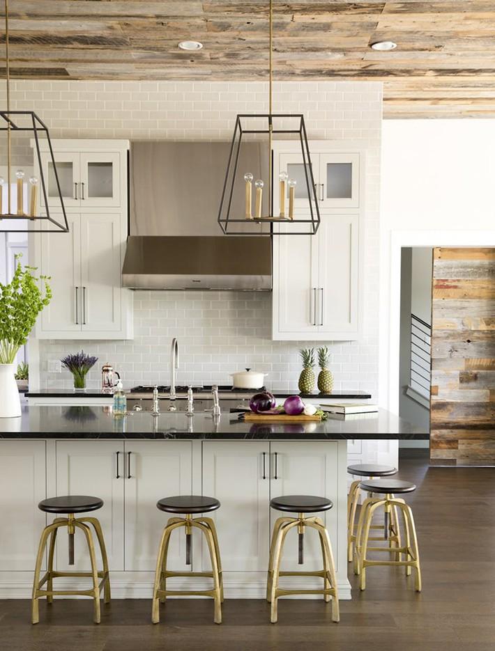Chẳng thể ngờ những bộ khung kim loại lại mang đến vẻ đẹp sang trọng đến vậy cho nội thất gia đình - Ảnh 13.
