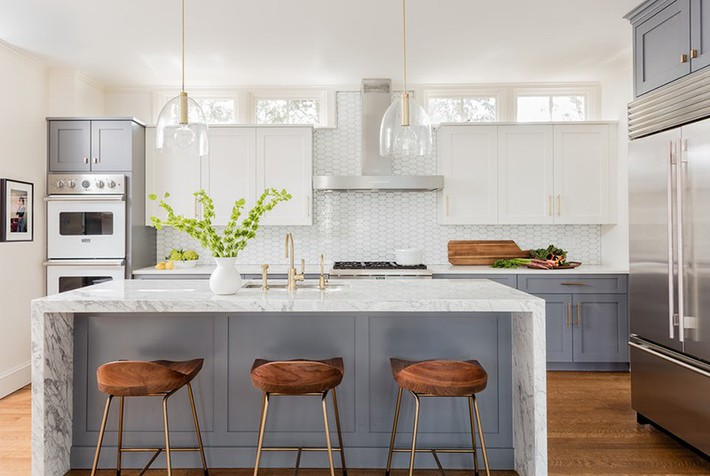 Chẳng thể ngờ những bộ khung kim loại lại mang đến vẻ đẹp sang trọng đến vậy cho nội thất gia đình - Ảnh 16.