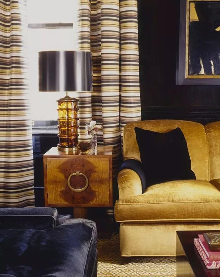 Chẳng thể ngờ những bộ khung kim loại lại mang đến vẻ đẹp sang trọng đến vậy cho nội thất gia đình - Ảnh 8.