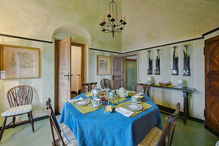 Xu hướng thiết kế phòng ăn màu xanh lá cây phong cách tươi mới lại dễ chịu, hợp thời - Ảnh 13.