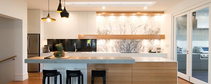 Bạn sẽ nhẹ gánh hơn rất nhiều trong việc làm sạch nhà bếp nếu áp dụng những cách sau - Ảnh 3.