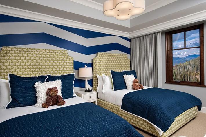 Những căn phòng ngủ cho bé sinh động đầy sức sống để cha mẹ thoả sức lựa chọn - Ảnh 1.