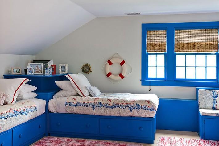 Những căn phòng ngủ cho bé sinh động đầy sức sống để cha mẹ thoả sức lựa chọn - Ảnh 11.