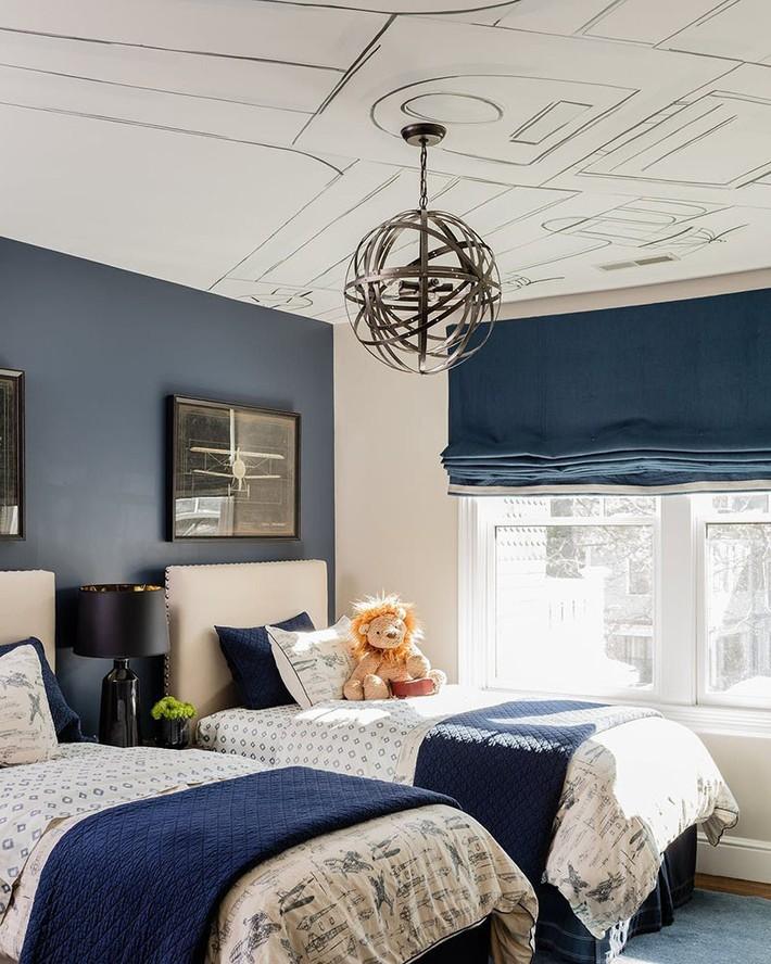 Những căn phòng ngủ cho bé sinh động đầy sức sống để cha mẹ thoả sức lựa chọn - Ảnh 12.