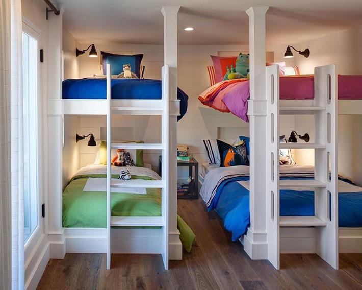 Những căn phòng ngủ cho bé sinh động đầy sức sống để cha mẹ thoả sức lựa chọn - Ảnh 13.