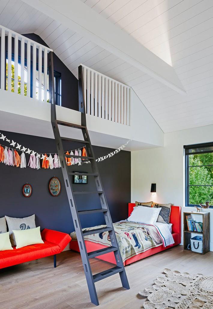 Những căn phòng ngủ cho bé sinh động đầy sức sống để cha mẹ thoả sức lựa chọn - Ảnh 14.