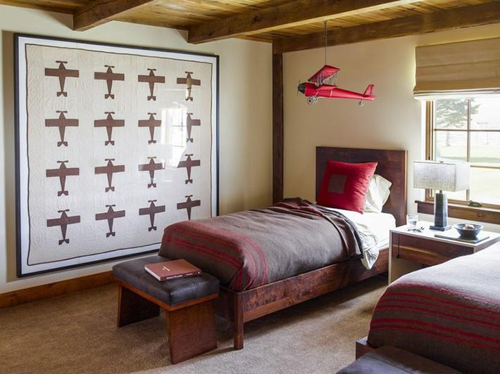 Những căn phòng ngủ cho bé sinh động đầy sức sống để cha mẹ thoả sức lựa chọn - Ảnh 17.