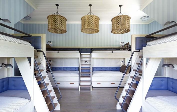 Những căn phòng ngủ cho bé sinh động đầy sức sống để cha mẹ thoả sức lựa chọn - Ảnh 5.