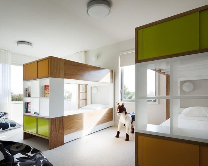 Những căn phòng ngủ cho bé sinh động đầy sức sống để cha mẹ thoả sức lựa chọn - Ảnh 7.