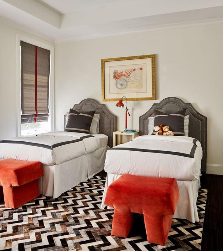 Những căn phòng ngủ cho bé sinh động đầy sức sống để cha mẹ thoả sức lựa chọn - Ảnh 8.