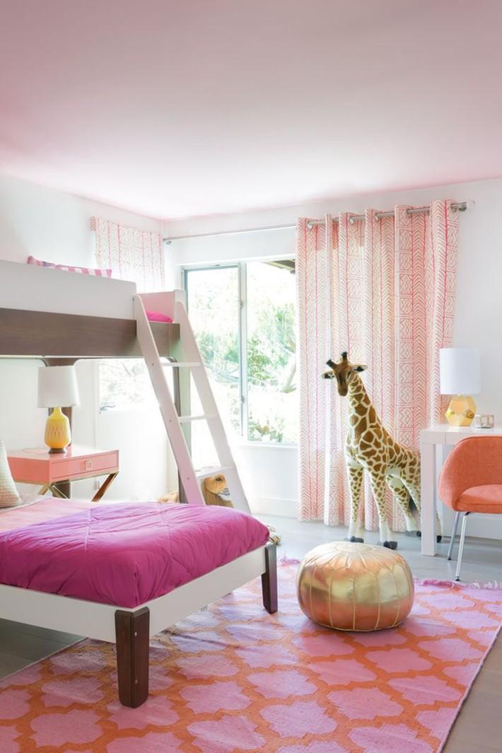 Những căn phòng ngủ cho bé sinh động đầy sức sống để cha mẹ thoả sức lựa chọn - Ảnh 9.