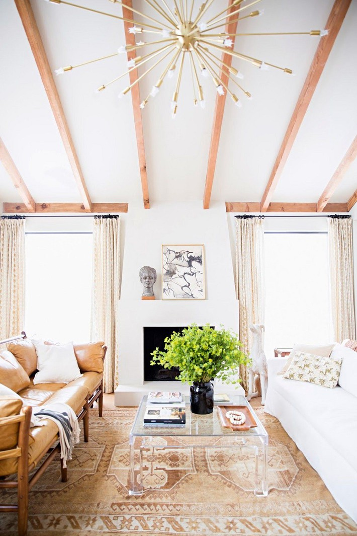 4 cách trang trí dễ thực hiện để bạn hiện đại hóa ngôi nhà trong năm 2019 - Ảnh 1.