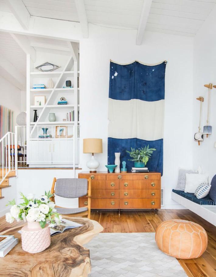 Gợi ý thiết kế phòng khách phù hợp cho những cô nàng có tính cách hướng ngoại, sáng sủa - Ảnh 11.