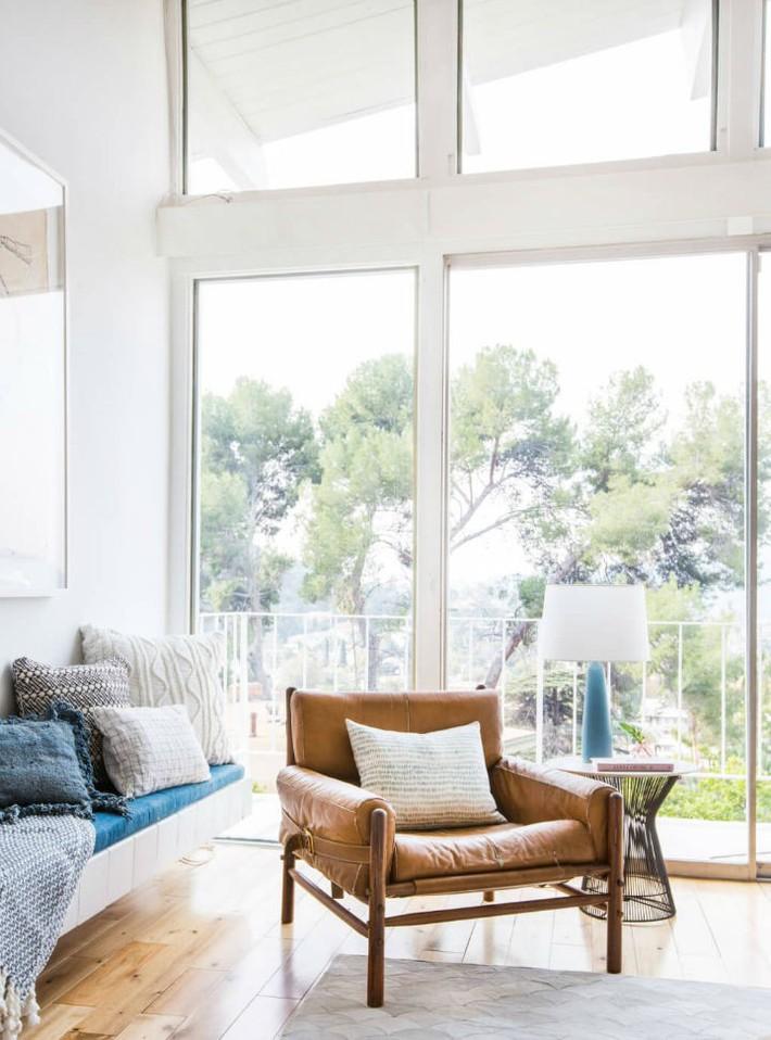 Gợi ý thiết kế phòng khách phù hợp cho những cô nàng có tính cách hướng ngoại, sáng sủa - Ảnh 5.