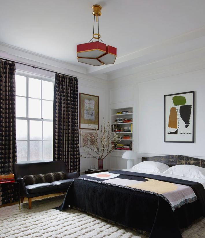 Mách bạn vài cách vừa rẻ vừa dễ để trang trí đầu giường thu hút hơn trong tức thì - Ảnh 3.