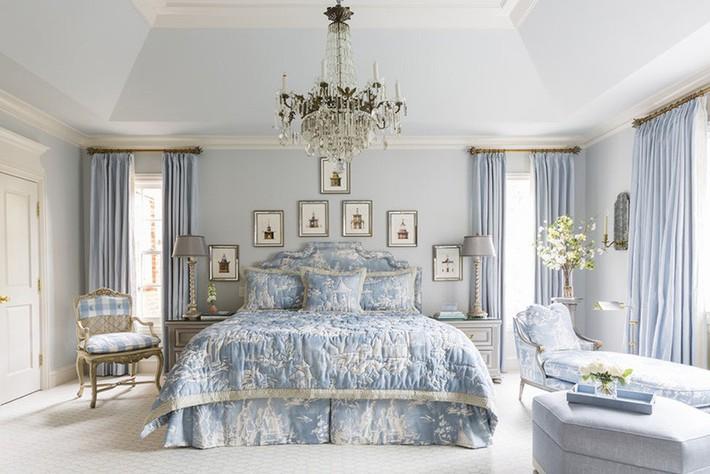 Mách bạn vài cách vừa rẻ vừa dễ để trang trí đầu giường thu hút hơn trong tức thì - Ảnh 4.