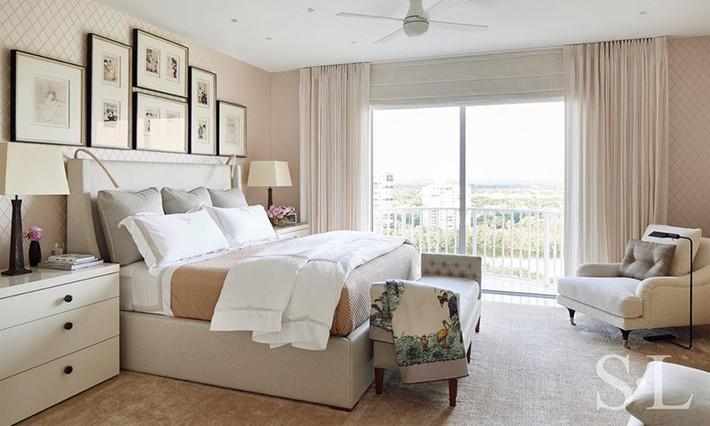 Mách bạn vài cách vừa rẻ vừa dễ để trang trí đầu giường thu hút hơn trong tức thì - Ảnh 15.