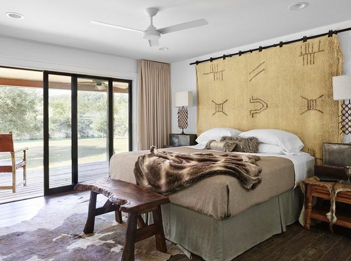 Mách bạn vài cách vừa rẻ vừa dễ để trang trí đầu giường thu hút hơn trong tức thì - Ảnh 17.