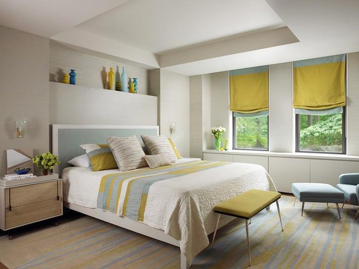 Mách bạn vài cách vừa rẻ vừa dễ để trang trí đầu giường thu hút hơn trong tức thì - Ảnh 18.