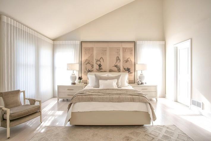 Mách bạn vài cách vừa rẻ vừa dễ để trang trí đầu giường thu hút hơn trong tức thì - Ảnh 20.