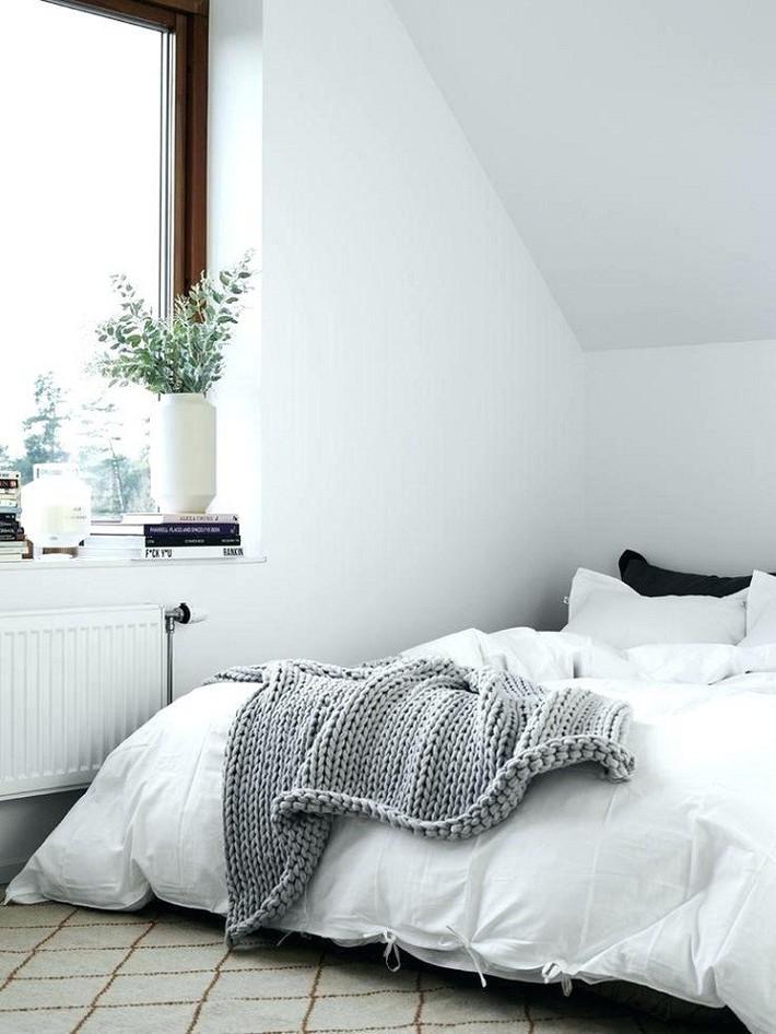 2 cách thiết kế thông minh và hữu ích cho không gian phòng ngủ gác mái mà bạn cần phải biết  - Ảnh 12.