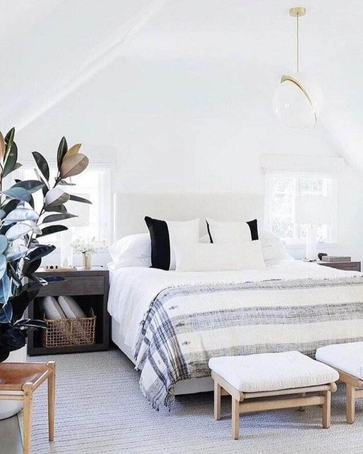 2 cách thiết kế thông minh và hữu ích cho không gian phòng ngủ gác mái mà bạn cần phải biết  - Ảnh 16.
