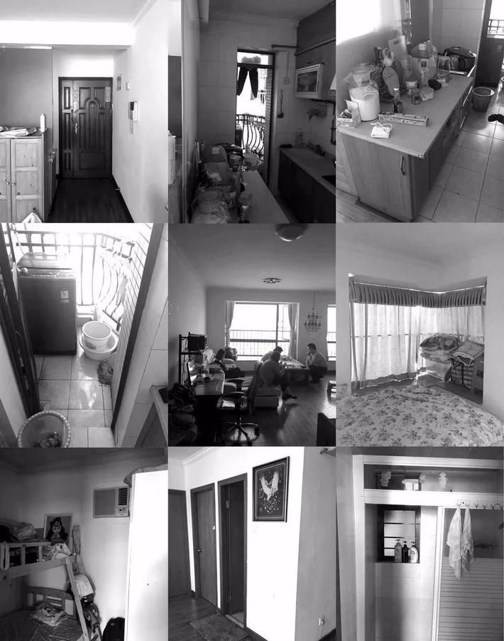 Cặp vợ chồng trẻ cải tạo căn hộ 54m² từ chật hẹp thành không gian vô cùng rộng rãi nhờ khéo thiết kế khu vực lưu trữ - Ảnh 2.