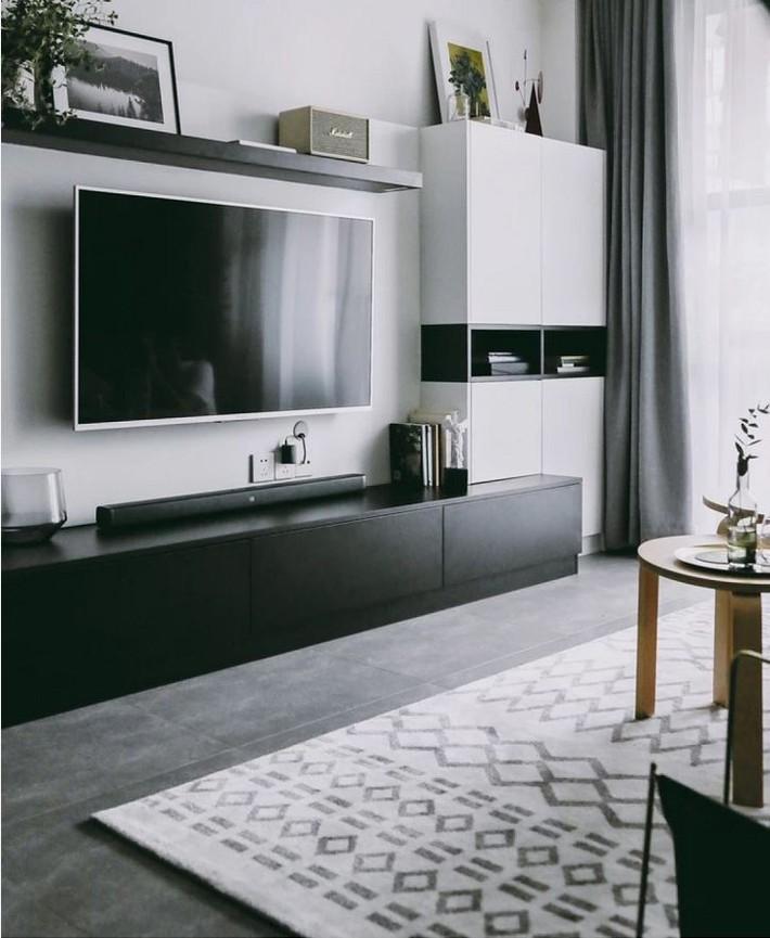 Căn hộ 55m² lột xác sau cải tạo đẹp đến từng góc nhỏ nhờ cách bố trí nội thất thông minh - Ảnh 10.