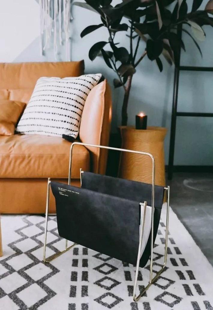Căn hộ 55m² lột xác sau cải tạo đẹp đến từng góc nhỏ nhờ cách bố trí nội thất thông minh - Ảnh 6.