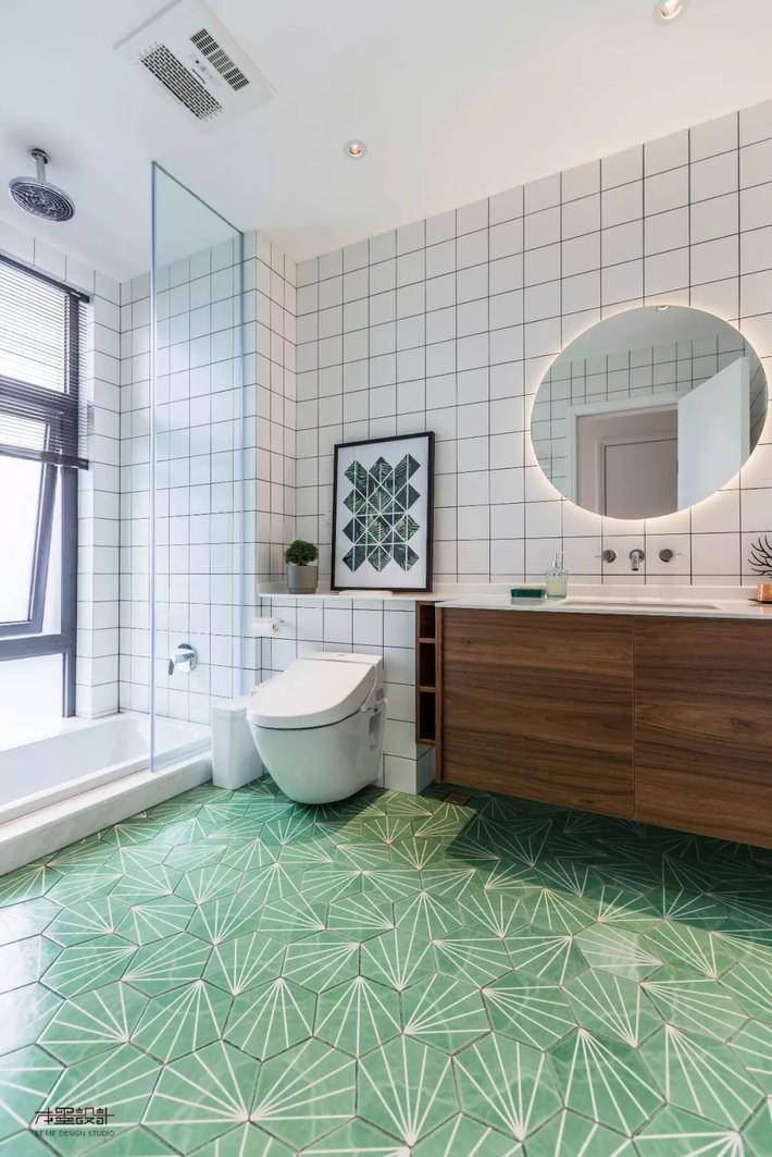 Choáng toàn tập với ngôi nhà sở hữu phòng khách chìm và không gian lưu trữ rộng lớn ẩn dưới mặt sàn bằng gỗ - Ảnh 13.