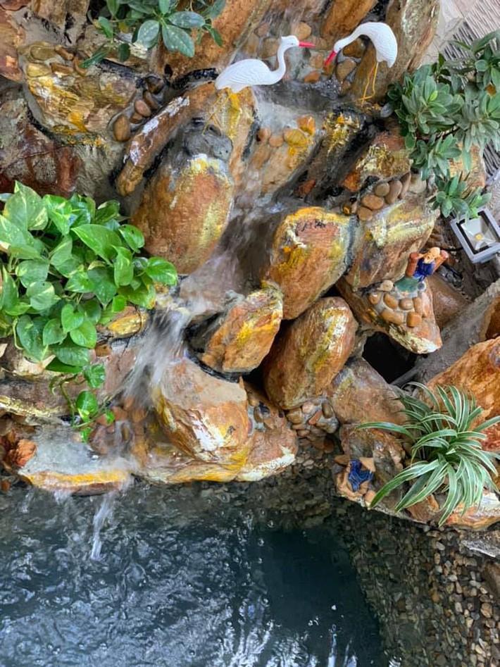 Ngất ngây trước vẻ đẹp biệt thự ngập tràn thiên nhiên của nữ ca sĩ Vy Oanh - Ảnh 9.