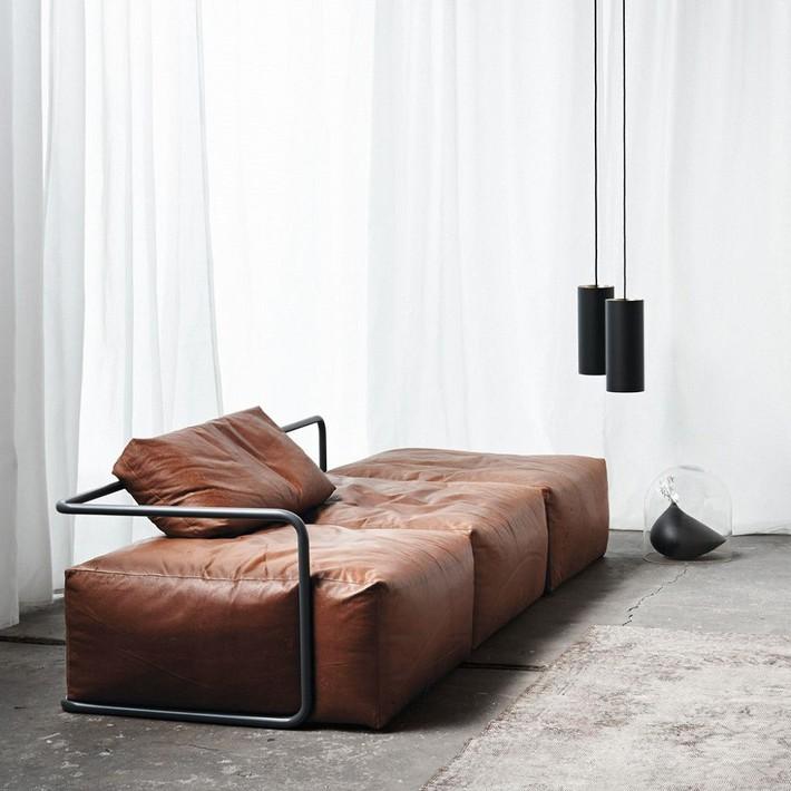 Sắm ngay những món đồ nội thất bằng da để ngôi nhà trở nên đẳng cấp và sang trọng ngay lập tức - Ảnh 3.