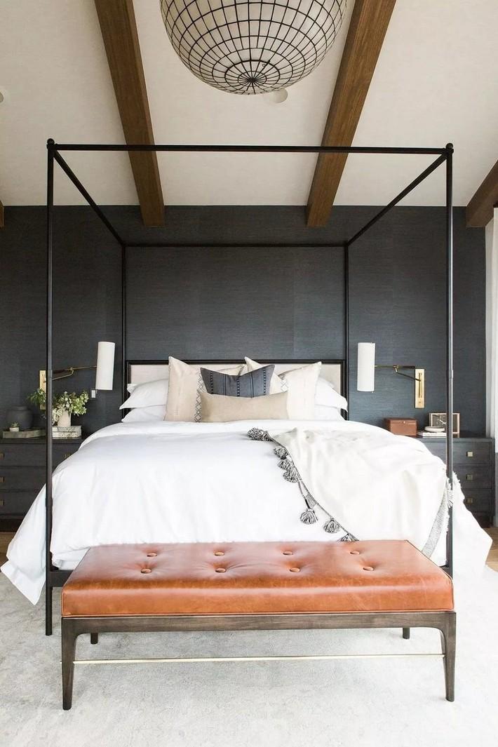 Sắm ngay những món đồ nội thất bằng da để ngôi nhà trở nên đẳng cấp và sang trọng ngay lập tức - Ảnh 4.