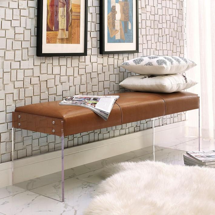 Sắm ngay những món đồ nội thất bằng da để ngôi nhà trở nên đẳng cấp và sang trọng ngay lập tức - Ảnh 6.
