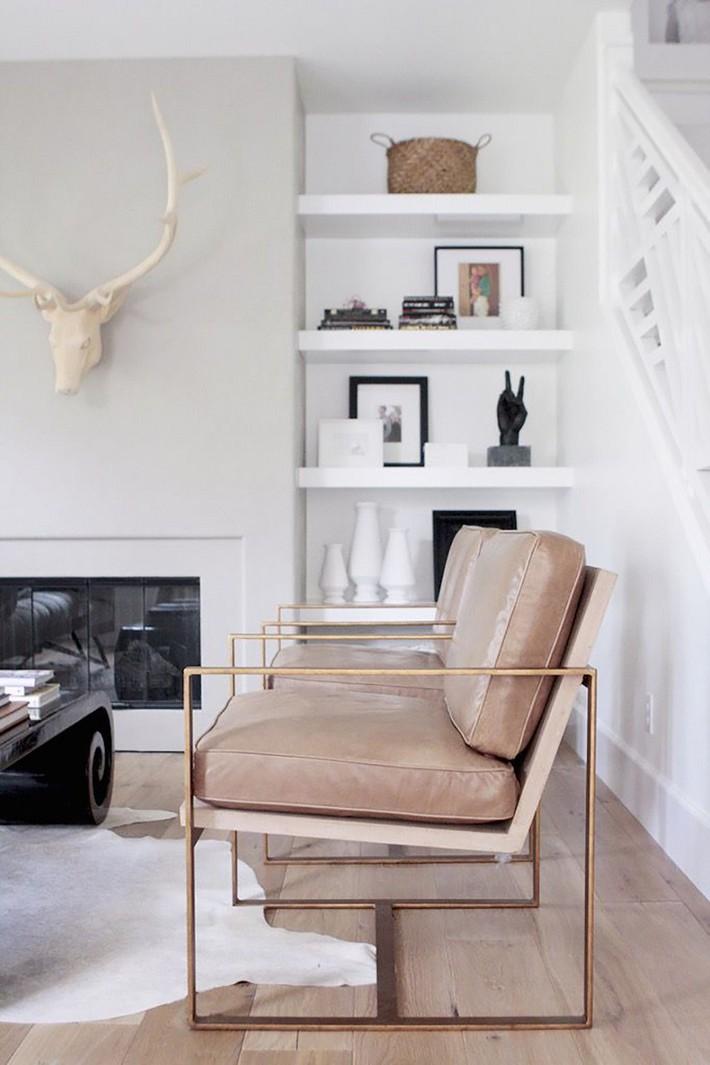 Sắm ngay những món đồ nội thất bằng da để ngôi nhà trở nên đẳng cấp và sang trọng ngay lập tức - Ảnh 7.