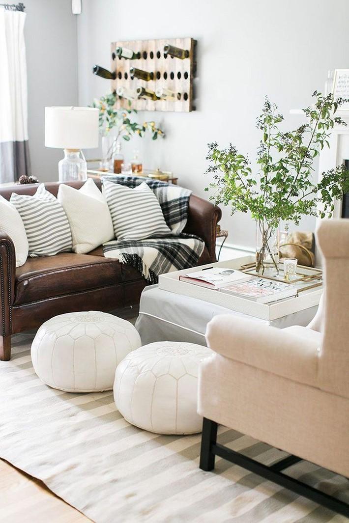 Sắm ngay những món đồ nội thất bằng da để ngôi nhà trở nên đẳng cấp và sang trọng ngay lập tức - Ảnh 9.