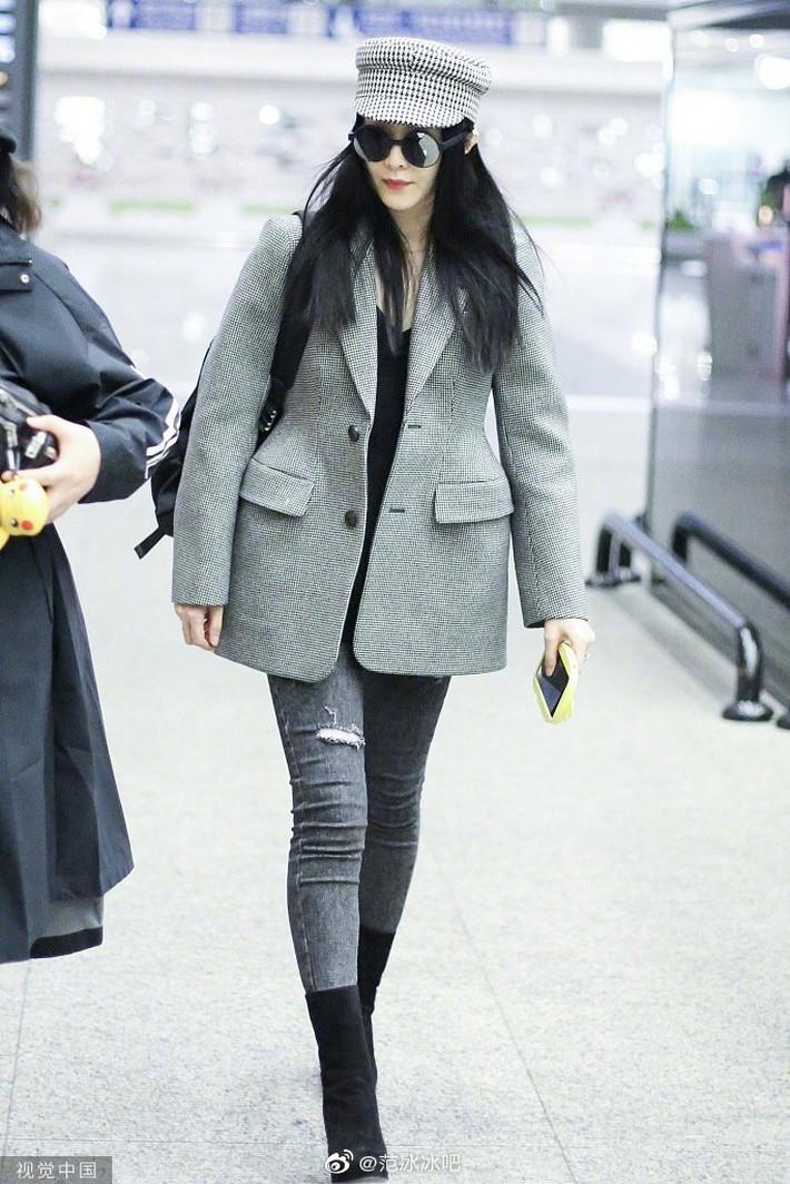 Nộp thuế nên hết tiền, nữ hoàng Phạm Băng Băng hết mặc đầm Taobao 300k lại diện áo cũ từ 3 năm trước? - Ảnh 2.