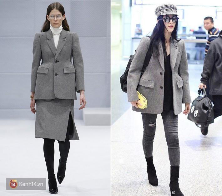 Nộp thuế nên hết tiền, nữ hoàng Phạm Băng Băng hết mặc đầm Taobao 300k lại diện áo cũ từ 3 năm trước? - Ảnh 3.