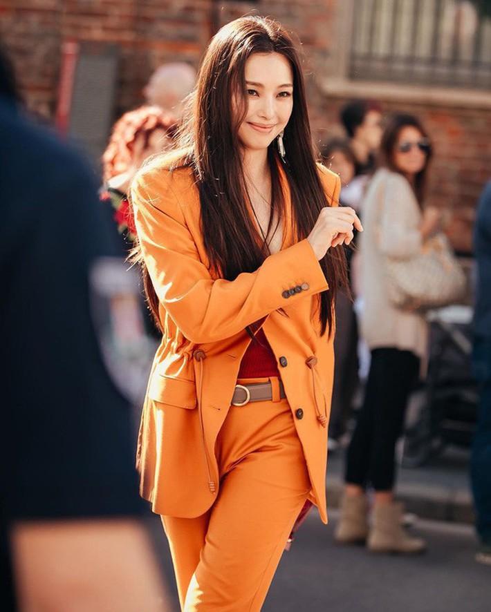 11 beauty look đỉnh nhất của dàn mỹ nhân châu Á mùa fashion week này: ngắm xong phải mất ngủ vì quá đẹp - Ảnh 10.