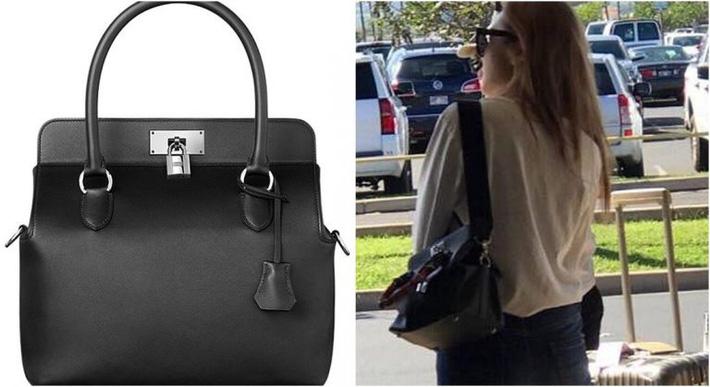 Jessica không phải dạng vừa đâu, sở hữu cả BST túi Hermès, thậm chí còn mua nhiều màu cùng một mẫu - Ảnh 1.