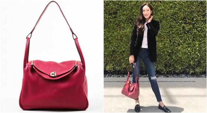 Jessica không phải dạng vừa đâu, sở hữu cả BST túi Hermès, thậm chí còn mua nhiều màu cùng một mẫu - Ảnh 5.