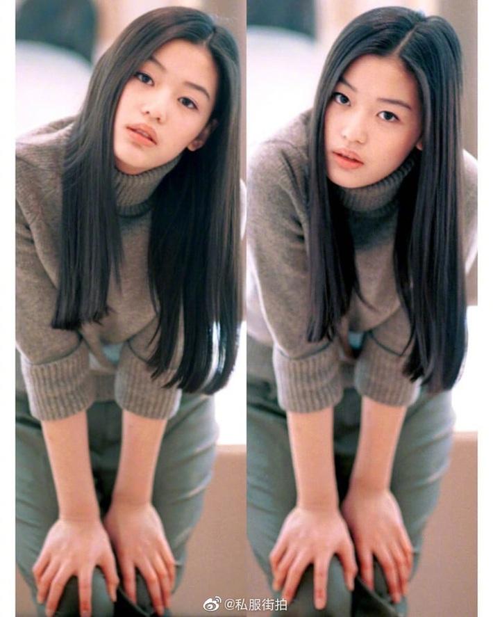 Ảnh 20 năm trước của mợ chảnh Jeon Ji Hyun bỗng gây sốt vì style vẫn chất và hợp trend, makeup tí tẹo mà thần thái ngút ngàn - Ảnh 5.